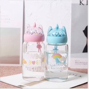 Creative Unicorn Water Bottle