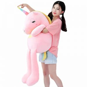 Large Soft Unicorn Toy