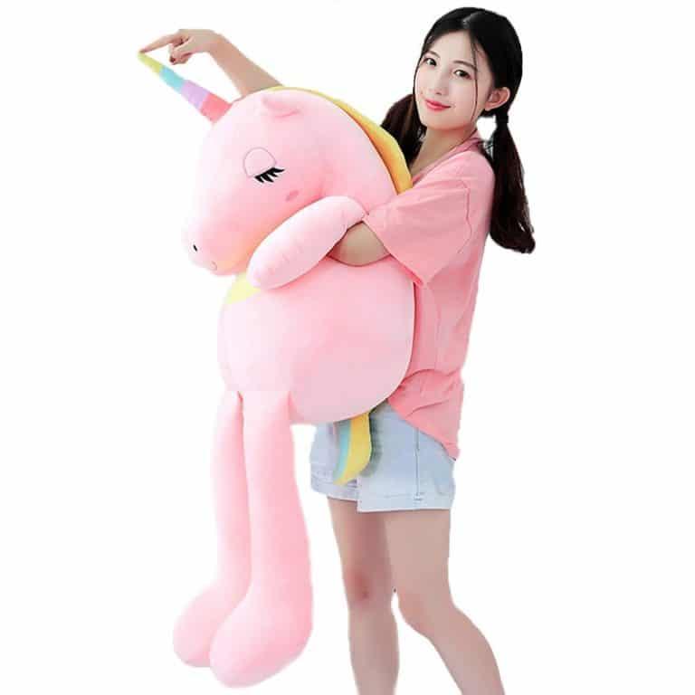 Large Soft Unicorn Toy