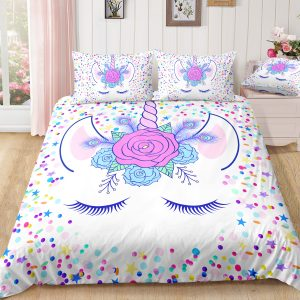 Dreaming Unicorn Bedding Set