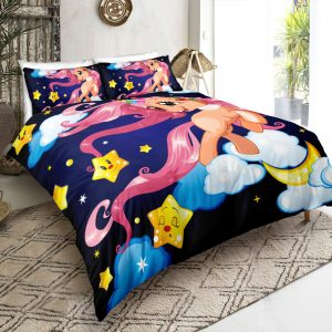 Good Night Unicorn Bedding Set