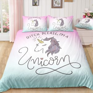I'm a Unicorn Bedding Set