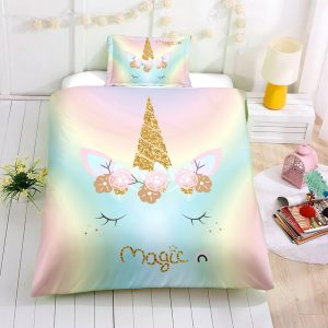 Magic Lash Unicorn Bedding Set