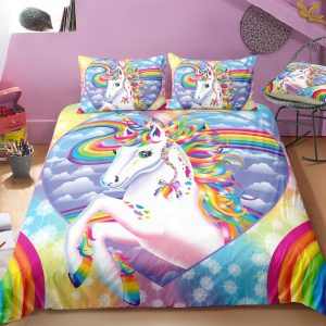 Magical Unicorn Bedding Set