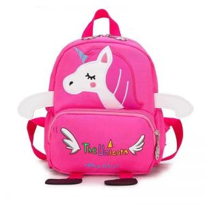 Anti-thieft Unicorn Toddler Backpack