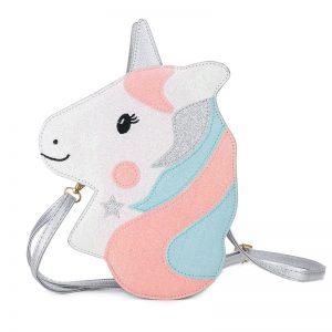Cute Sequin Unicorn Casual Shoulder Bag