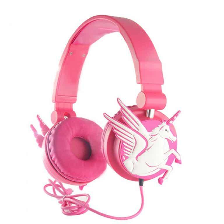 Unicorn Headphones Wired Earphones