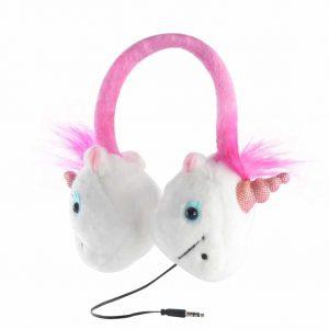Kids Unicorn Headphones Wired Eearphones