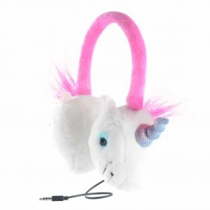 Kids Unicorn Headphones Wired Eearphones