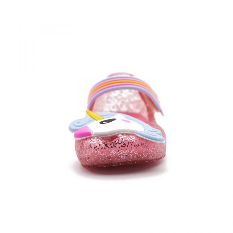 Cute Unicorn Jelly Sandals