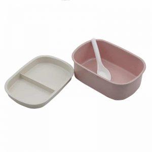 Unicorn Bento Boxes with Handle Spoon