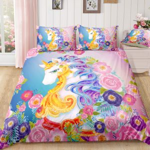 Majestic Unicorn Bedding Set