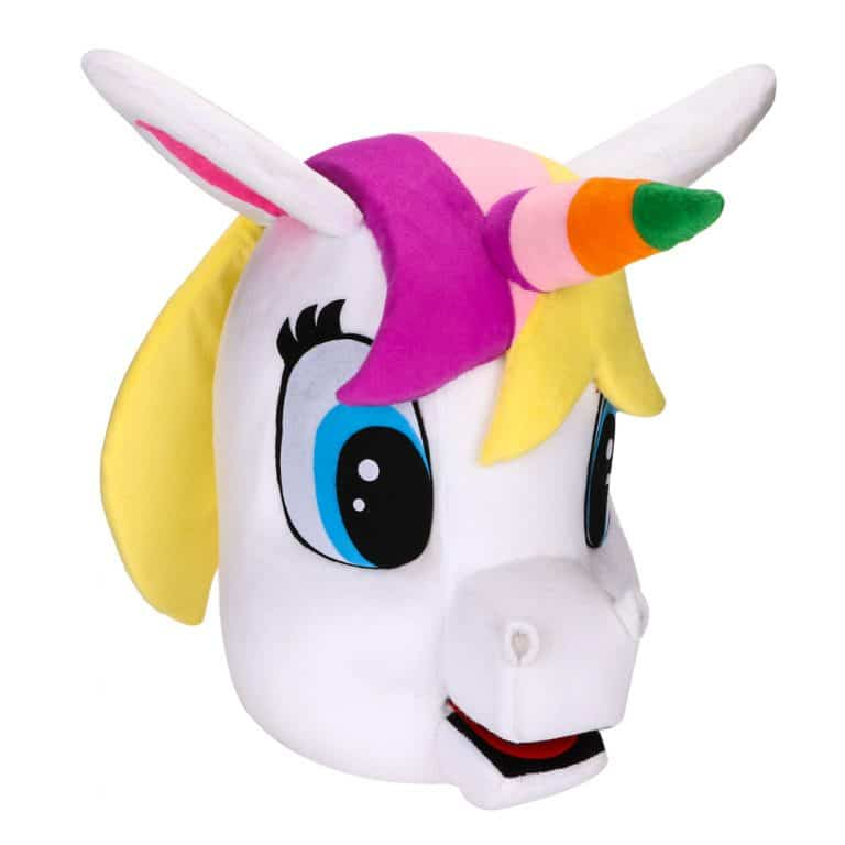 Unicorn Fancy Mascot Costume for adult Halloween party