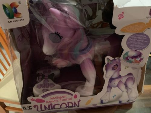 Educational Unicorn Control Toy photo review