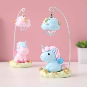 Unicorn Cartoon Night Light