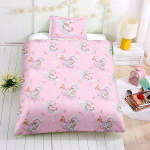 Unicorn Moon Bedding Set