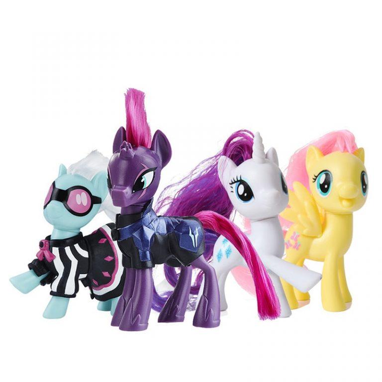 Magic Tempest Rarity Unicorn PVC Figure