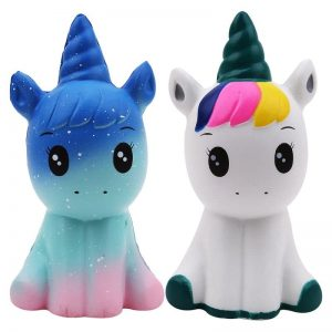 Unicorn Squishy Doll Stress Relief