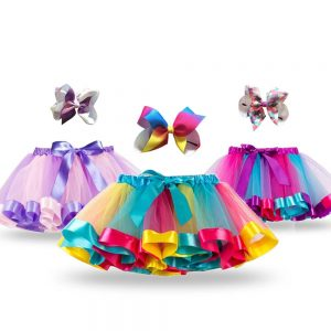Unicorn Princess Tutu Summer Skirt