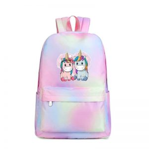 Summer Style Unicorn Pink Backpack