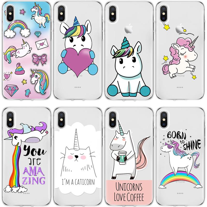 Unicorn Case For iPhone
