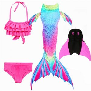 Fancy Mermaid Tails Swimsuits