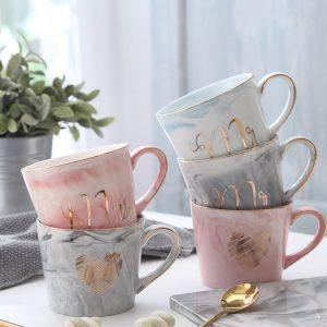 Mr and Mrs Tea Cups Creative Wedding Gift