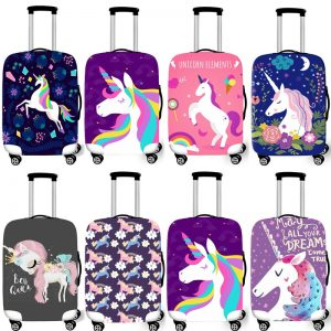 Unicorn Trolley Case