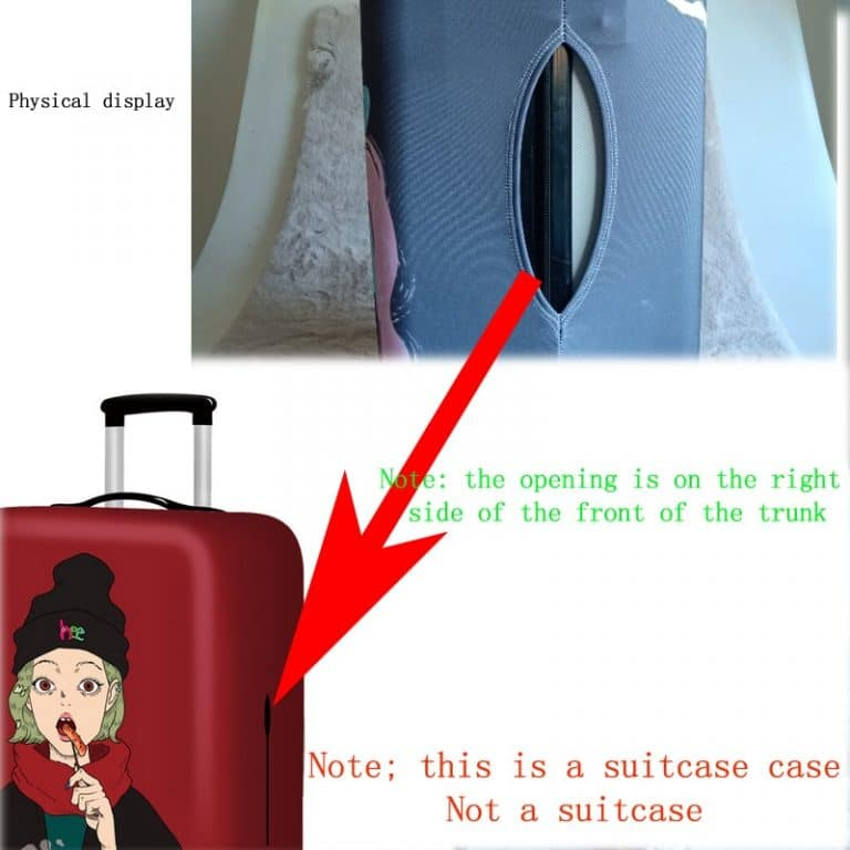 Unicorn Trolley Case