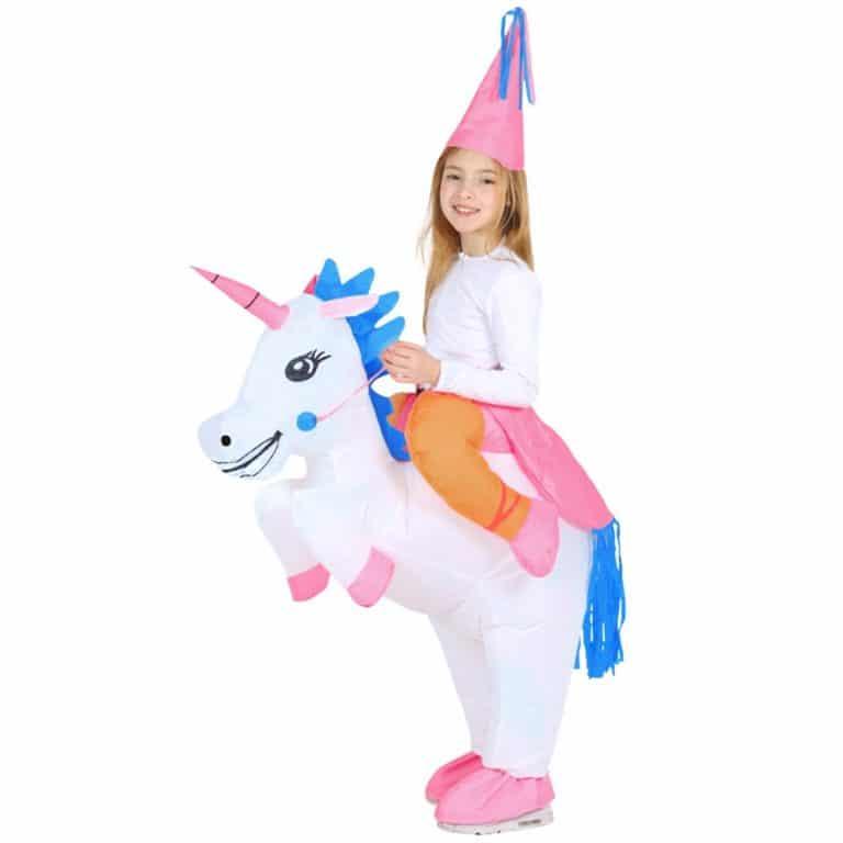 Inflatable Unicorn Costume