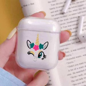 Unicorn Apple Airpods Case