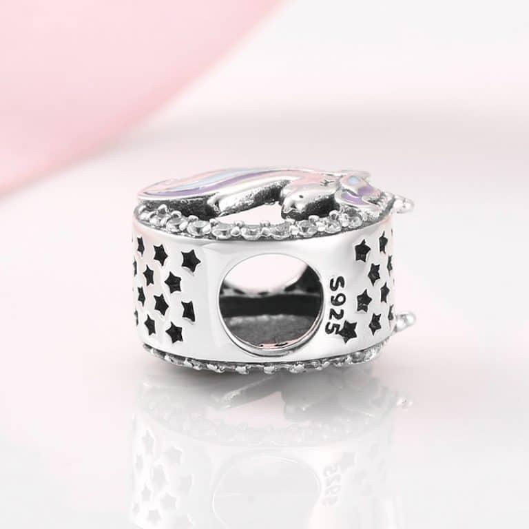 Unicorn Pandora Charm For Bracelet