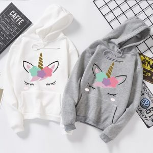 Super Cute Unicorn Sweatshirt