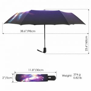 Dazzling Galaxy Unicorn Umbrella