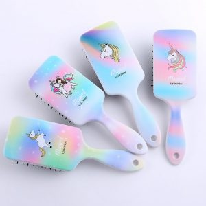Hologram Magical Unicorn Hair Brush