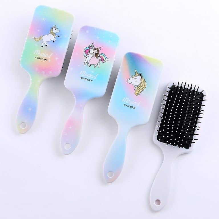Hologram Magical Unicorn Hair Brush