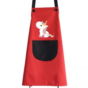 Unicorn Waterproof Cooking Apron