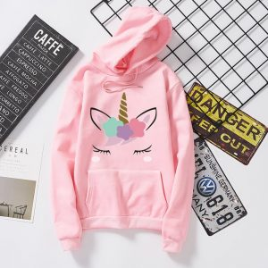 Super Cute Unicorn Sweatshirt
