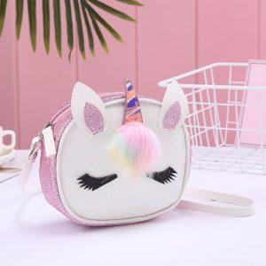 Mini Unicorn Shoulder Bag