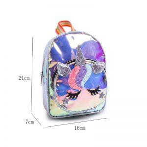 Hologram Unicorn Mini Backpack