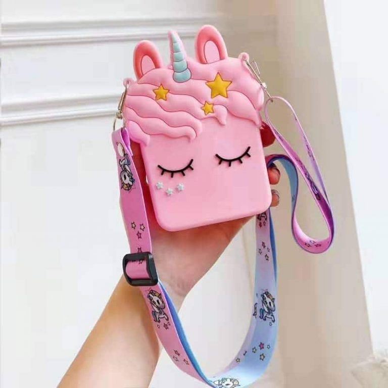 Super Unique Silicone & Soft Mini Shoulder Bag