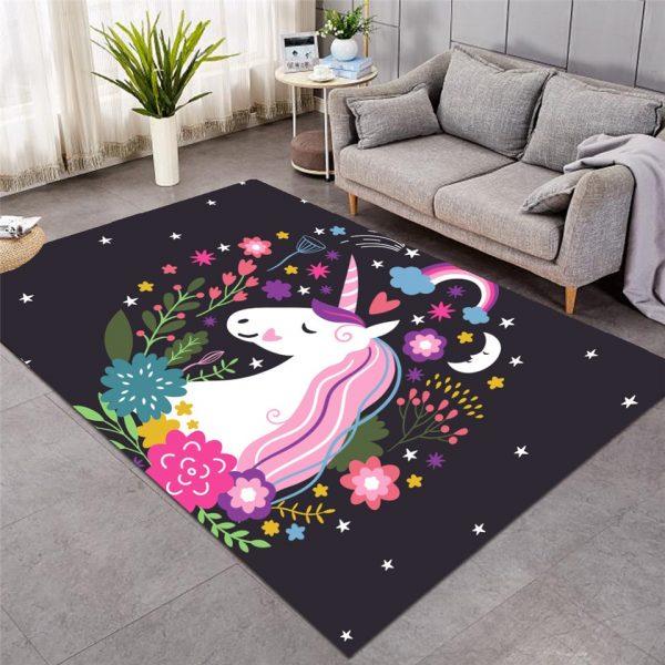 Unicorn Large Carpets for Living Room