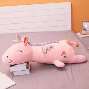 Super Cottony Unicorn Pillow