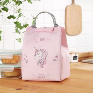 Portable Unicorn Lunch Bags