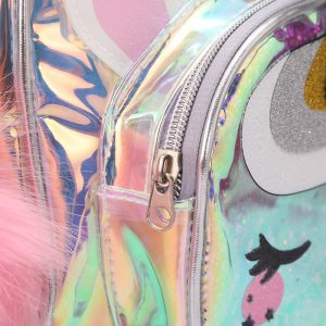 Jelly Rainbow Unicorn Backpack