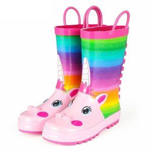 Unicorn Rain Boots