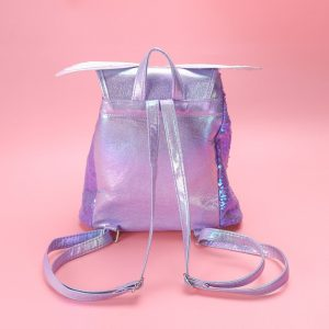 Transparent Butterfly Backpack With Wings