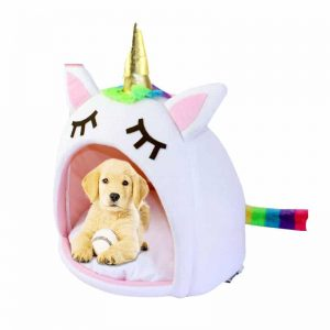 Adorable Unicorn Mini House For Pets
