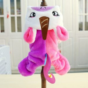 Unicorn Fleece Clothing For Pets