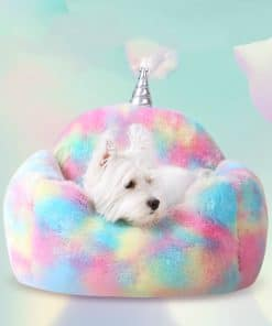 Cozy Unicorn Bed For Pets